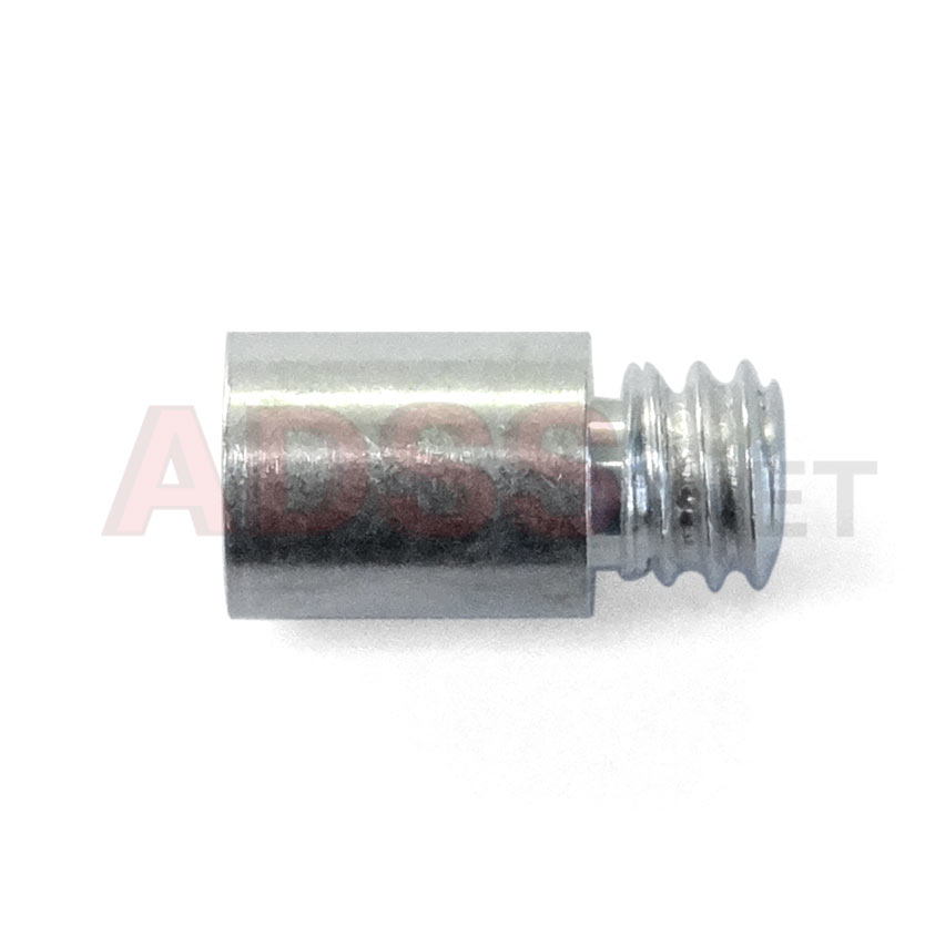 "1/4"" Aluminum Screw Post Extensions <br><font color=177ddd><b>(100 Extensions)</b></font>"