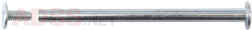 "3"" Aluminum Screw Posts <font color=177ddd><b>(100 Sets)</b></font>"