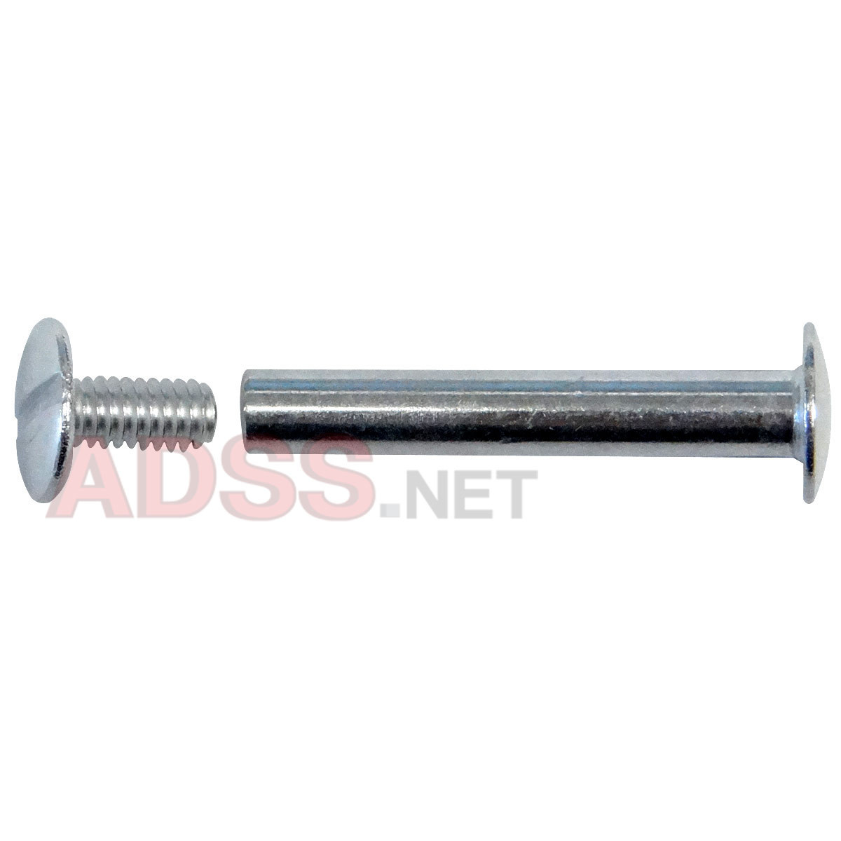 "1-1/4"" Aluminum Screw Posts <font color=d9821b><b>(20 Sets)</b></font>"
