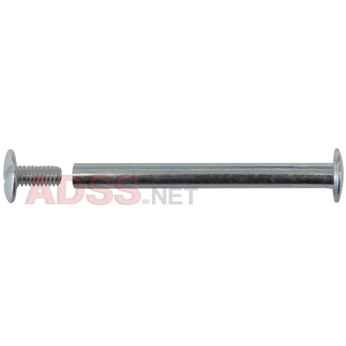 "2"" Aluminum Screw Posts <font color=177ddd><b>(100 Sets)</b></font>"