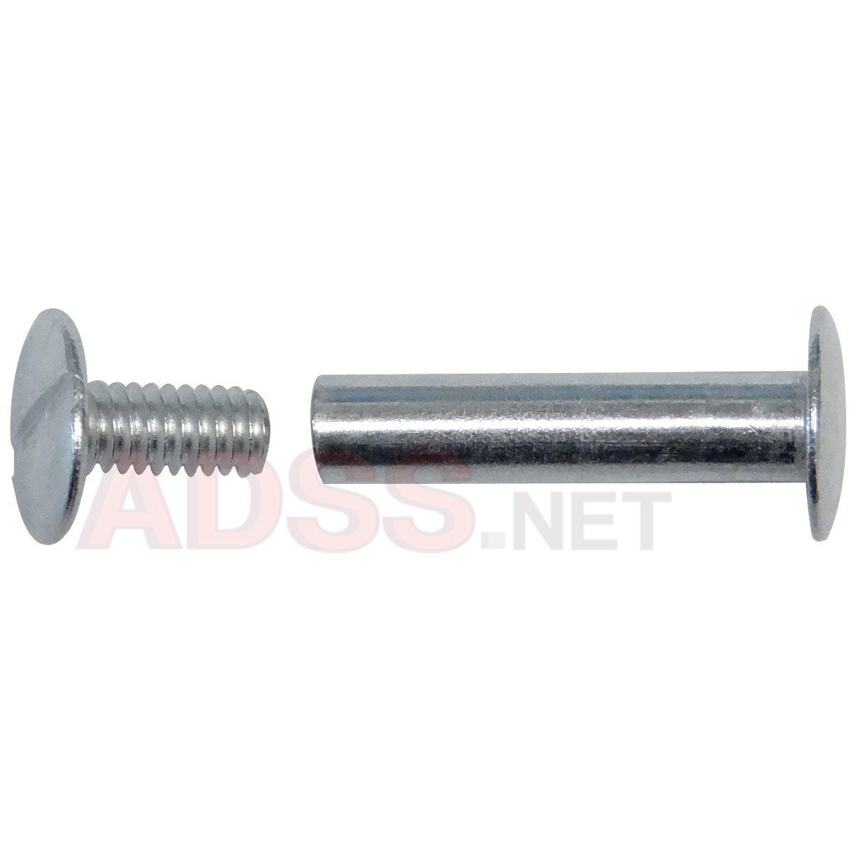 "7/8"" Aluminum Screw Posts <font color=d9821b><b>(20 Sets)</b></font>"