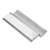 "Slat Wall Clip <span style=""color: #177ddd; font-weight: bold;"">(10/100 Pieces)</span>"