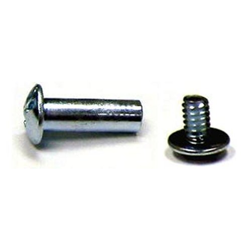 "1"" Steel Screw Posts"