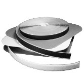 "Velcro® Tape <span style=""color: #177ddd; font-weight: bold;"">(75' Roll)</span>"